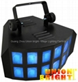 Led Double Derby with Lens /Led Effect Light