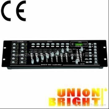 Disco 192CH Controller/ DMX 192ch Controller   1