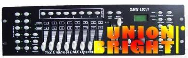 192CH DMX控台 4
