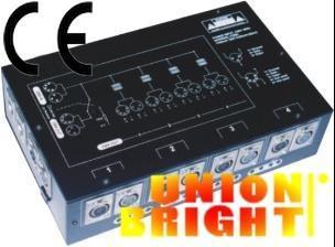 DMX 4通道分配器 1