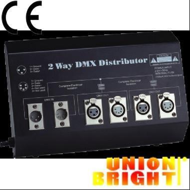DMX 4通道分配器 2