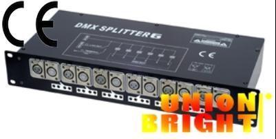 DMX 4通道分配器 3