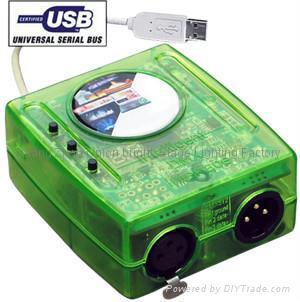 DMX 512 Sunlite 控制器 1