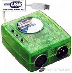 DMX 512 Sunlite 控制器