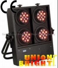 LED 4眼观众灯