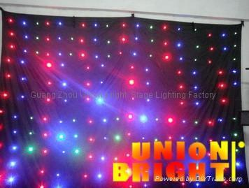 Disco Light/ Led  star cloth