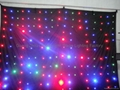 Disco Light/ Led  star cloth