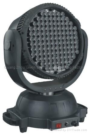 120顆1W LED 搖頭燈  1