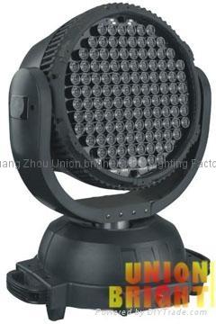120顆1W LED 搖頭燈  4