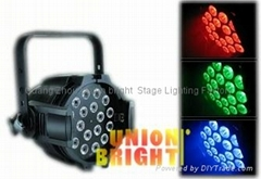 UB-A087 LED Par(Tri-color RGB in one)