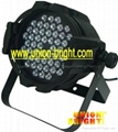 H-P LED Par(54pcs)1w/3w RGBW /RGBW 4 Color Par