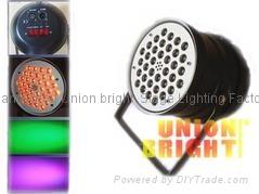 UB-A083 LED Par 64(Tri-color RGB in one)