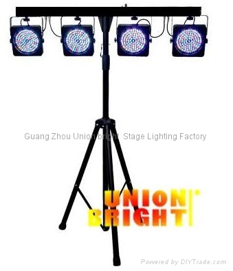 LED 4 Par pack 1