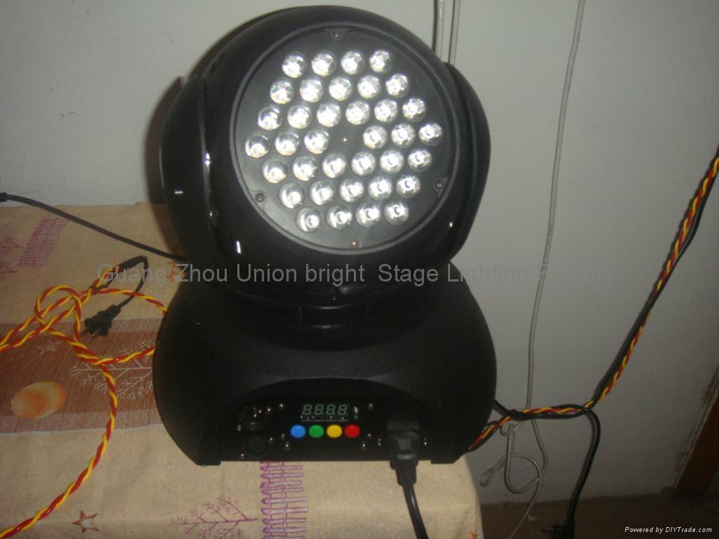 LED雙臂搖頭燈 1