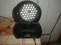 LED双臂摇头灯