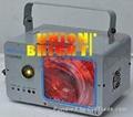 UB-A080 LED flower & Firefly laser