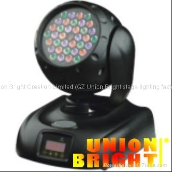 18W LED搖頭燈 1