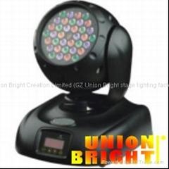 18W LED摇头灯