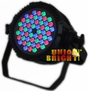 H-P LED Par waterproof (54pcs