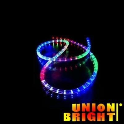 LED Rainbow rope light 1