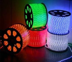 LED Rainbow rope light 2