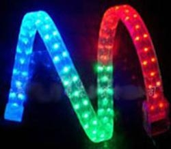 LED Rainbow rope light 3