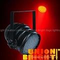 LED par  64 /177x¢10  led diodes Short style