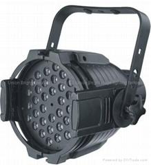 Led par  /Out door HP LED par  54x3w RGBW  4 color par