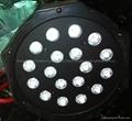 18x1w Led RGB 帕燈