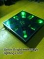 Single Green  Laser Dance floor