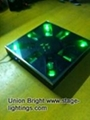 Single Green  Laser Dance floor