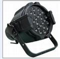 大功率LED Par燈36x1w 3