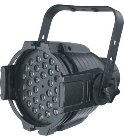 大功率LED Par燈36x1w 4