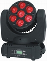 7pcs*12W Osram LED Beam Moving Head Light