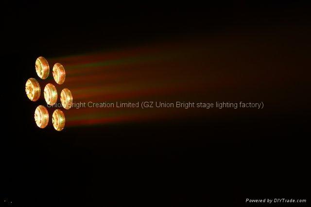 Led 光束洗牆燈 7x12w  4