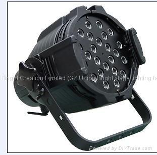 大功率LED Par灯36x3w 1