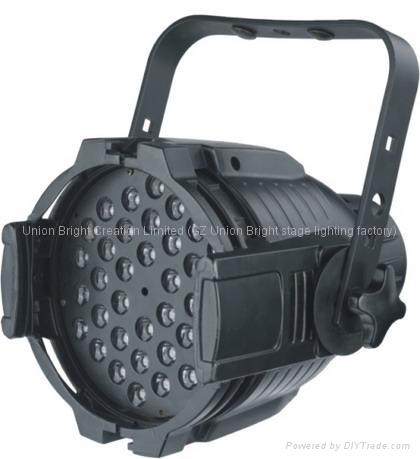 大功率LED Par灯36x3w 2