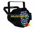大功率LED Par灯36x3w 3