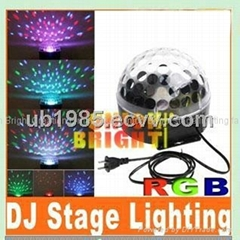 Mini  RGB Led Magic Ball