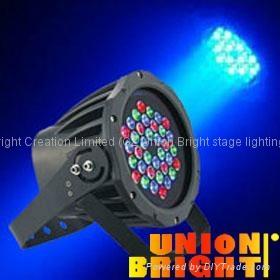 Disco Lighting /1w /3w High power led par Water proof