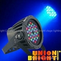 Disco Lighting /1w /3w High power led par Water proof