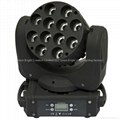 Led Mini Wash Moving Head Light 12x12w
