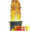 LED Flame light/ Led stage light / night bar light /stage  show light