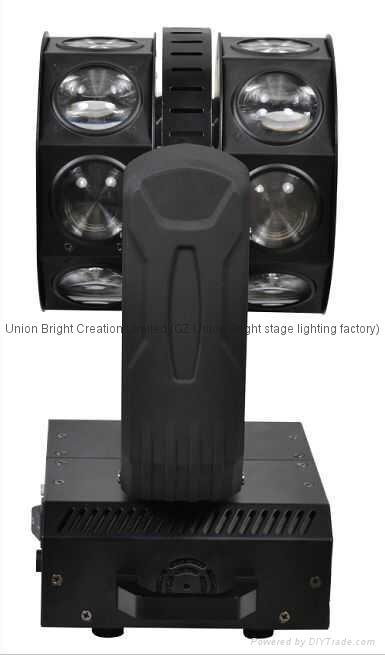 Led雙飛碟搖頭燈 1