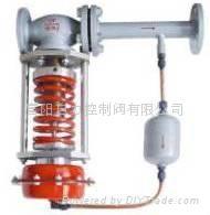彈簧式可調式蒸汽減穩壓壓閥