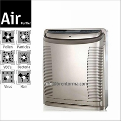 Air Purifier with VOC's Air Cleaner, UV-C Air Sanitizer & HEPA Filter