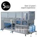 200BPH 20 19 Litre Bottled Water Plant or Water Packaging Machine