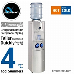 WCBHA1 Functionality Unsurpassed Bottled Water Dispenser
