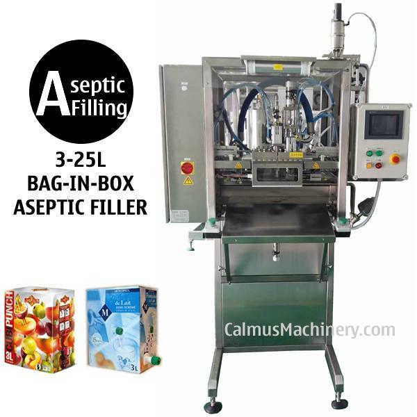 aseptic filler machine