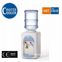 16T/C Table Top Compressor Cooling Water Dispenser and Cooler